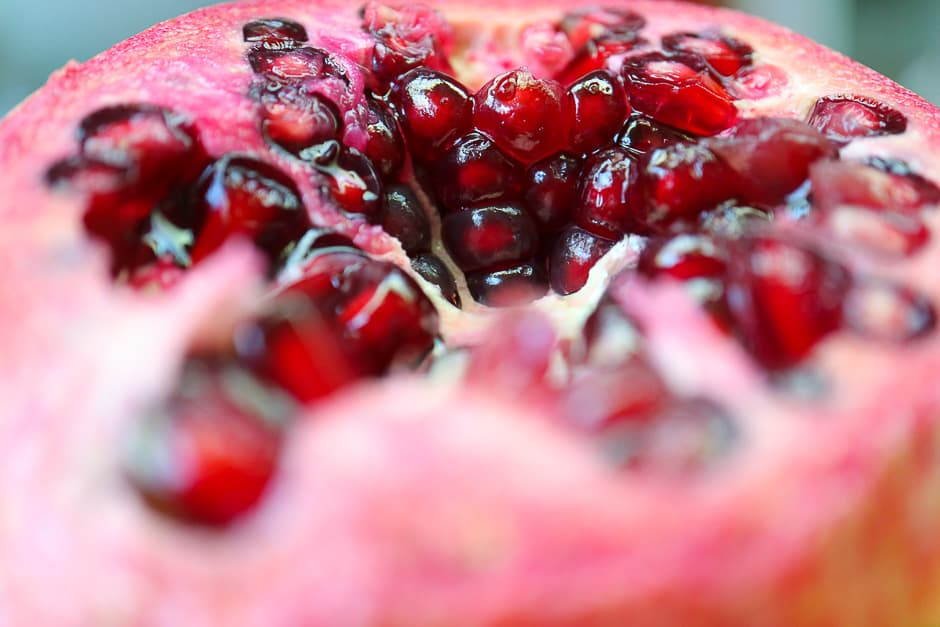 pomegranate is a aphrodising fruit © thomas sixt bavarian chef and food photographer food art artist