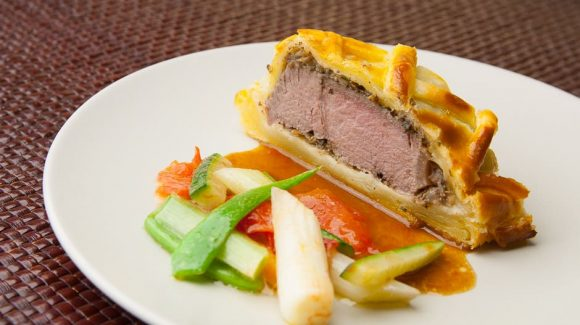 Filet Welligton recipe picture - for beef wellington