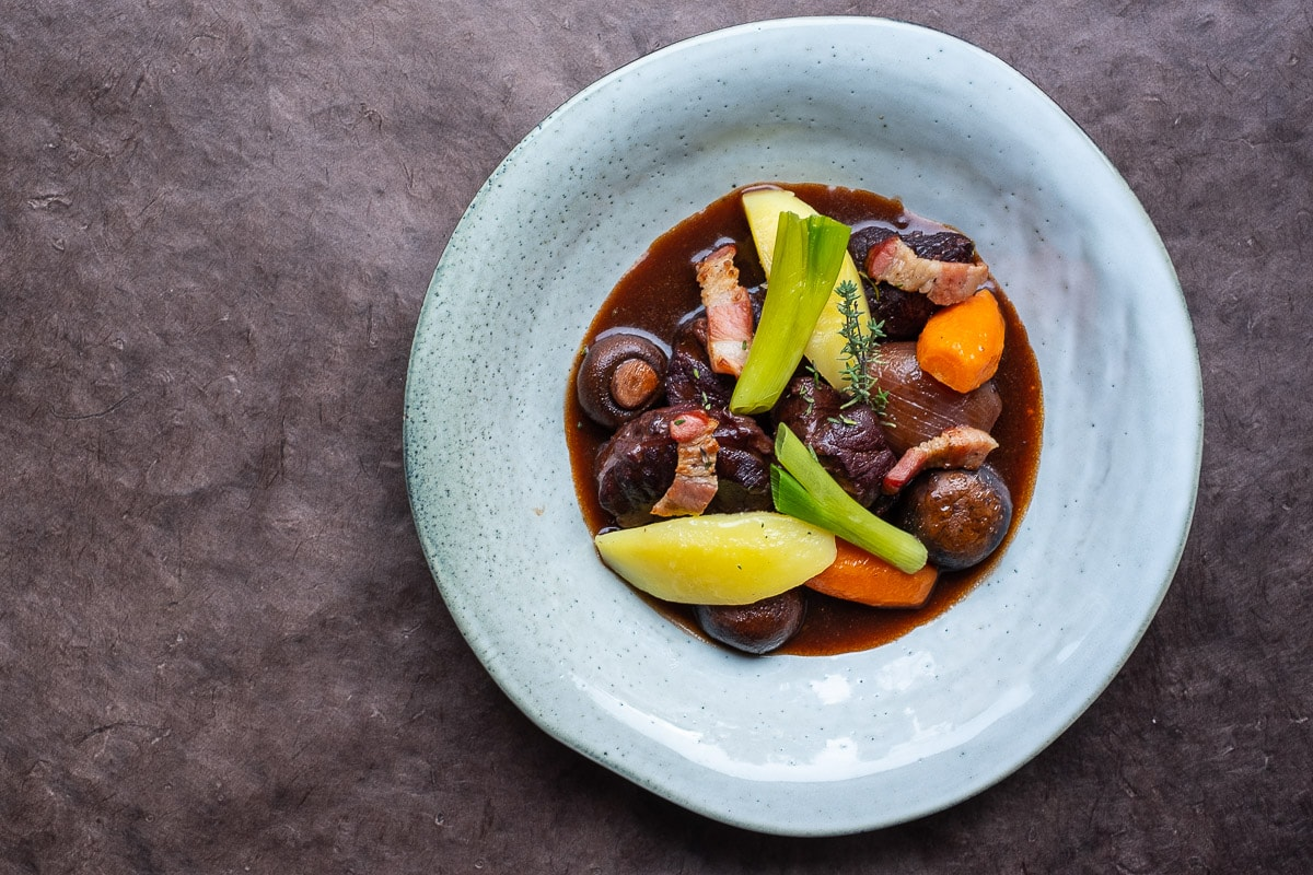 French beef ragout