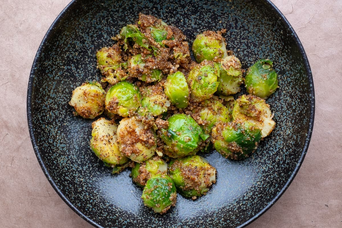 Brussels sprouts recipe picture