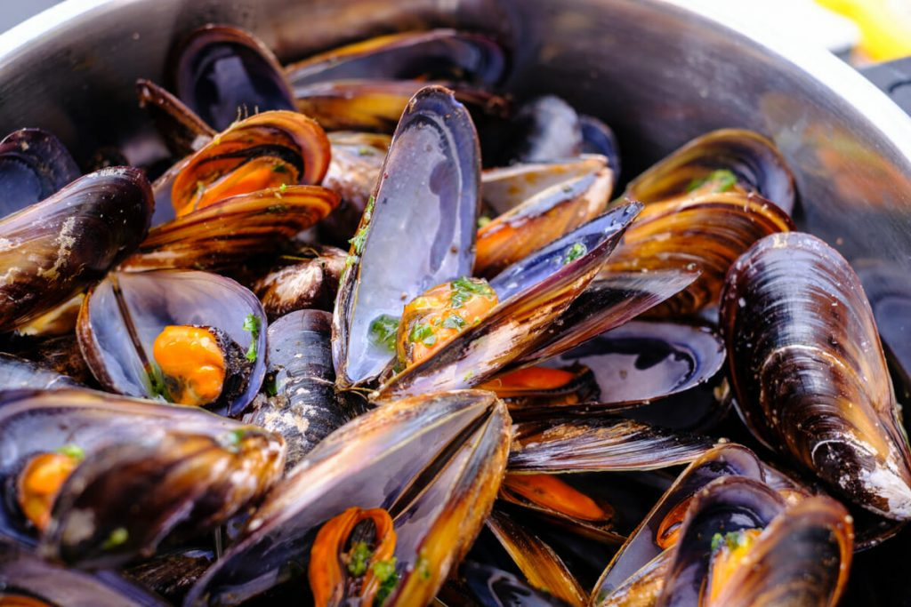 Mussels emotion picture