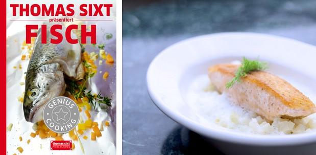 iPad Kochbuch Fisch Rezepte