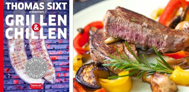 iPad Kochbuch Grillen und Chillen