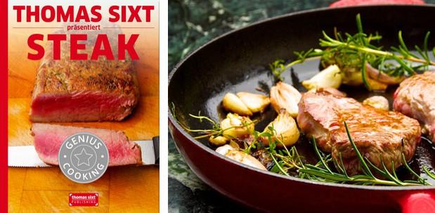 Steak Rezepte iPad® kochbuch