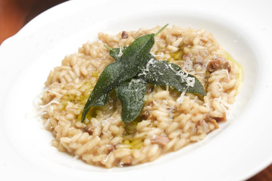 Porcini Risotto Recipe with Cooking Video Instructions