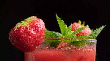 Erdbeershake und seine Varianten
