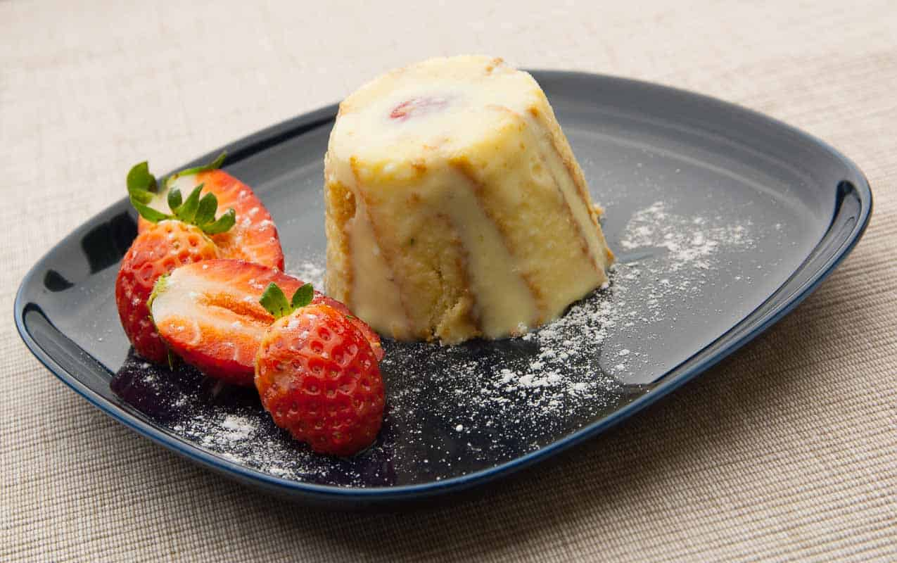 Strawberry Cake, make it yourself, Recipe with dessert Tip