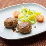 Fleischpflanzerl Rezept meatballs form bavaria