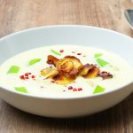 potato soup from german bavarian chef