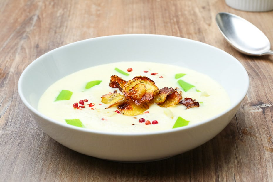 Recipe Potato Soup German, Potato Soup cook yourself with many Ideas for tasty Variations