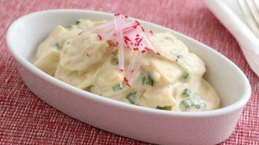 Kartoffelsalat mit Senf Rezept Bild