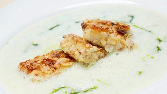 Bärlauch Suppe Rezept Bild von Thomas Sixt