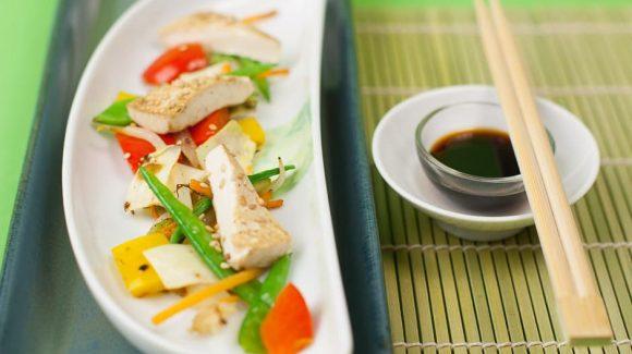 Gemüsepfanne Rezept Bild ©Thomas Sixt Food-Fotograf