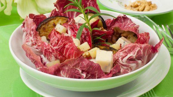 Radicchio Salat Rezept Bild ©Thomas Sixt Food Fotograf