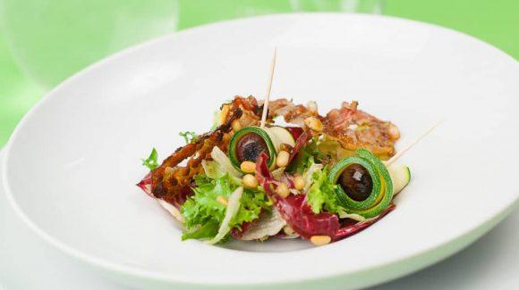 Sommersalat Rezept Bild © Thomas Sixt Foodfotograf