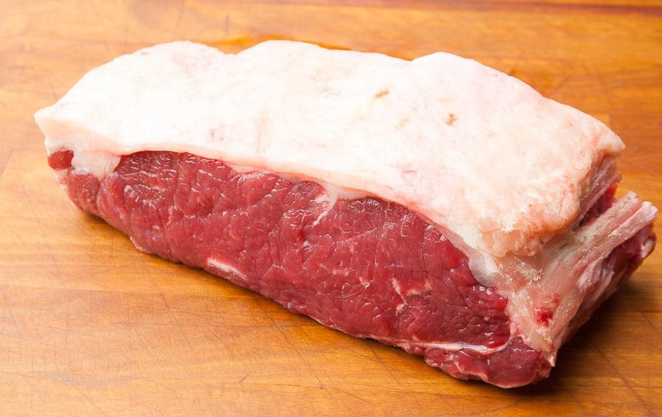 Roastbeef Fleisch,