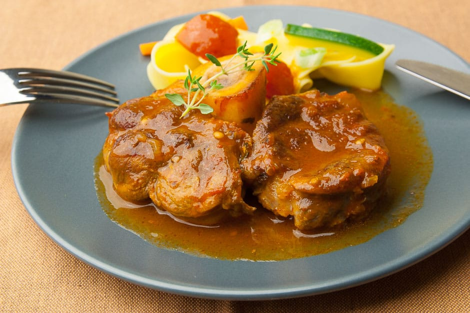 Recipe Ossobuco – an Italian Classic in my Way