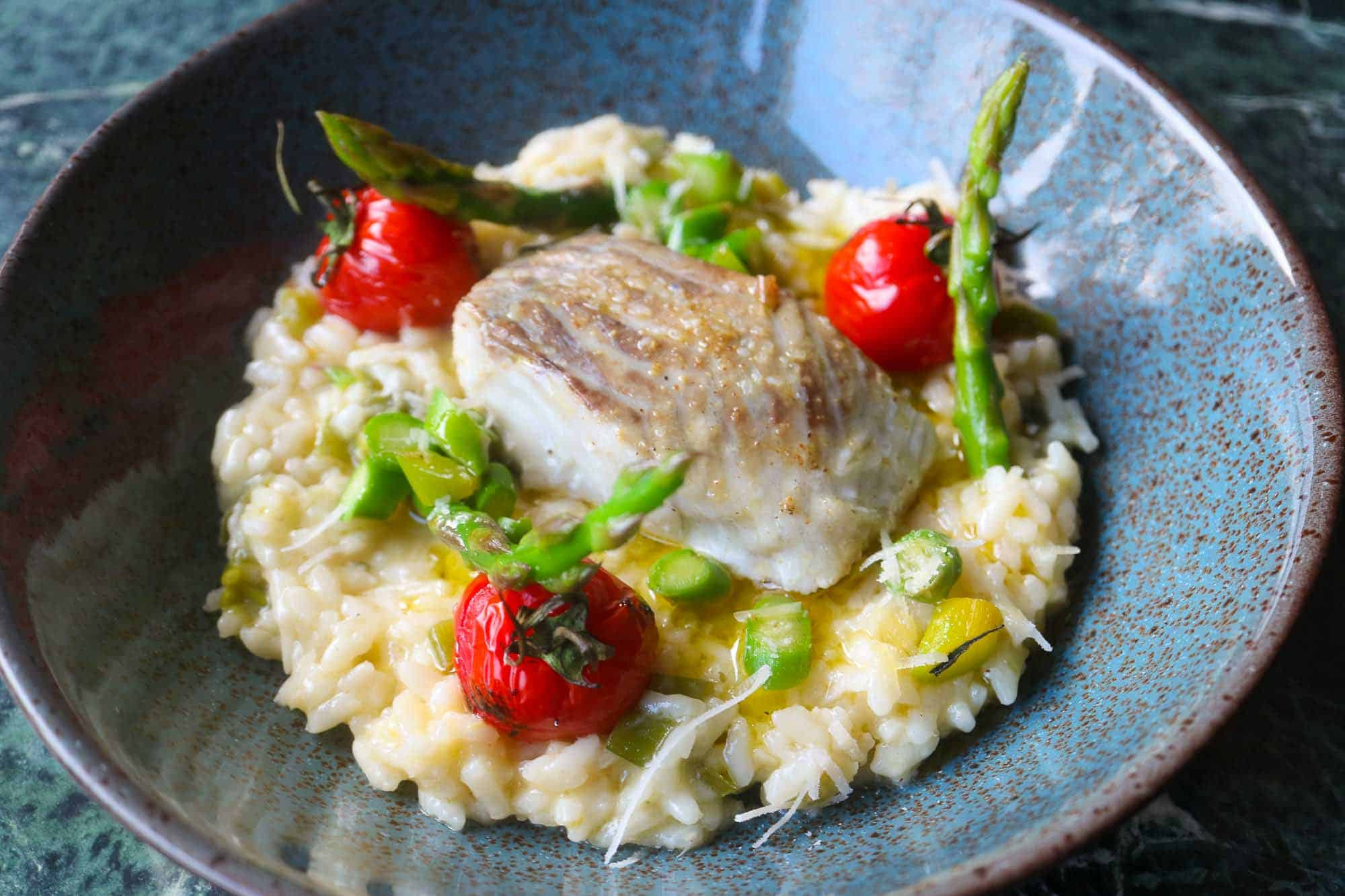Lemon Risotto Recipe in Variations. Prepare a delicious Risotto with Lemon.