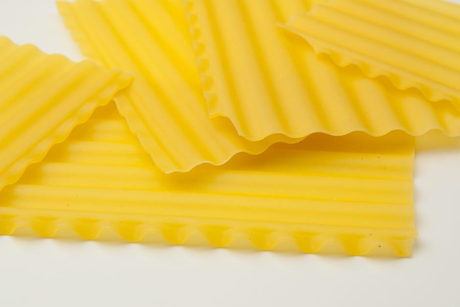 Lasagne noodle plates