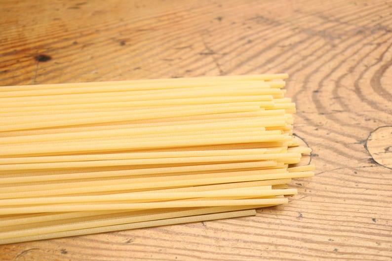 Spaghetti Bild