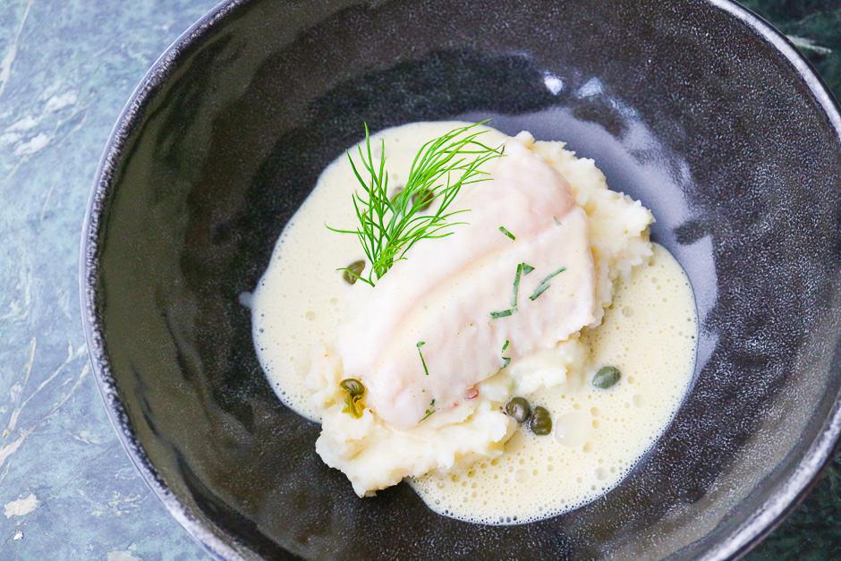 Senfsoße mit Fisch zubereiten und 3 Varianten für Senfsaucen kennen lernen