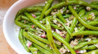 Bohnensalat Rezept Bild