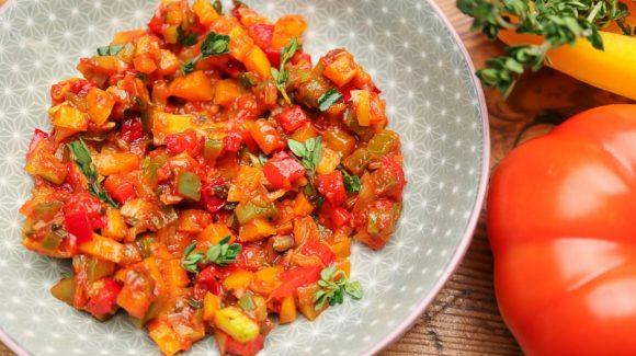 Ratatouille Rezept für Provenzalisches Gemüse
