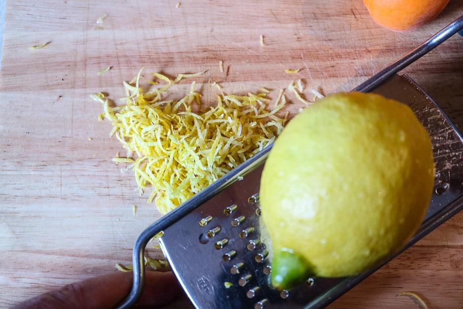 Zitronenzesten