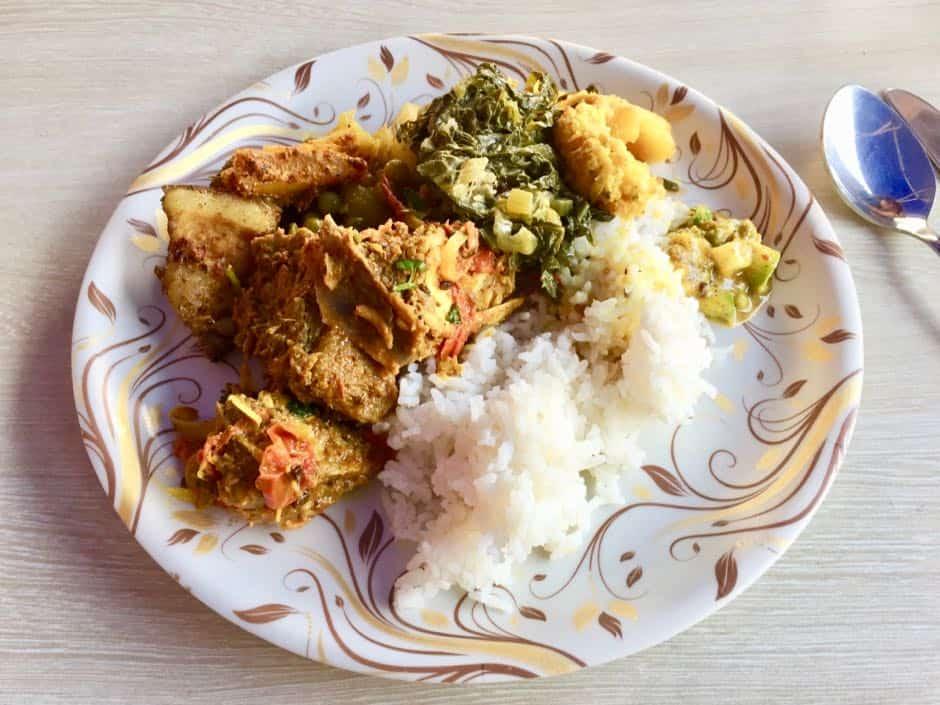 Fleischeintopf Nepal