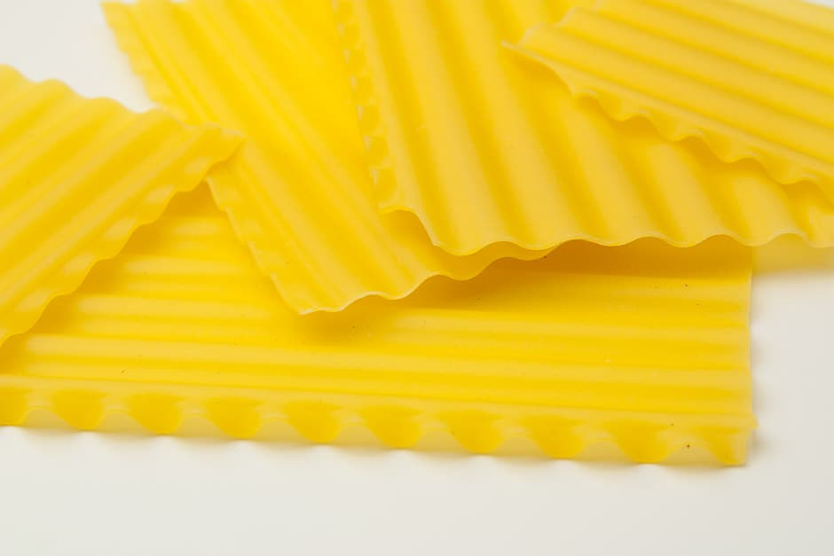 Lasagne Nudel Platten