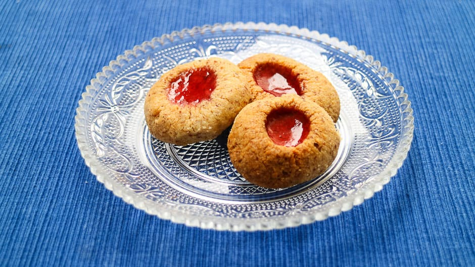 Angels Eyes Recipe, heavenly Biscuits made easy