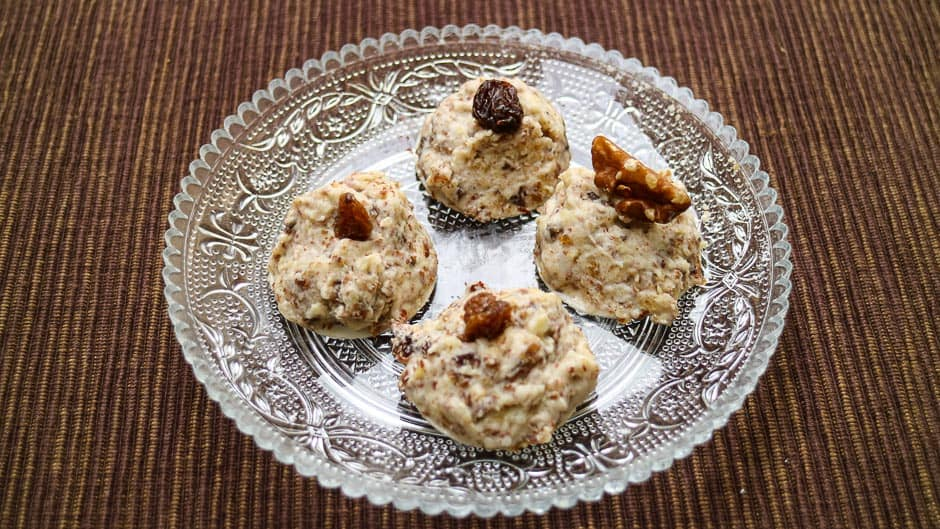 Coconut Macaroon Recipe, quick and easy to bake