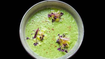 Grünkohlsuppe Basisrezept vegetarisch