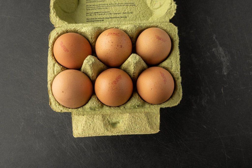 Demeter Bio Eier