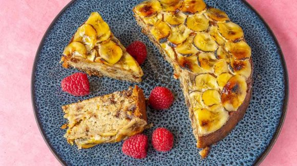 Rezeptbild Bananenkuchen