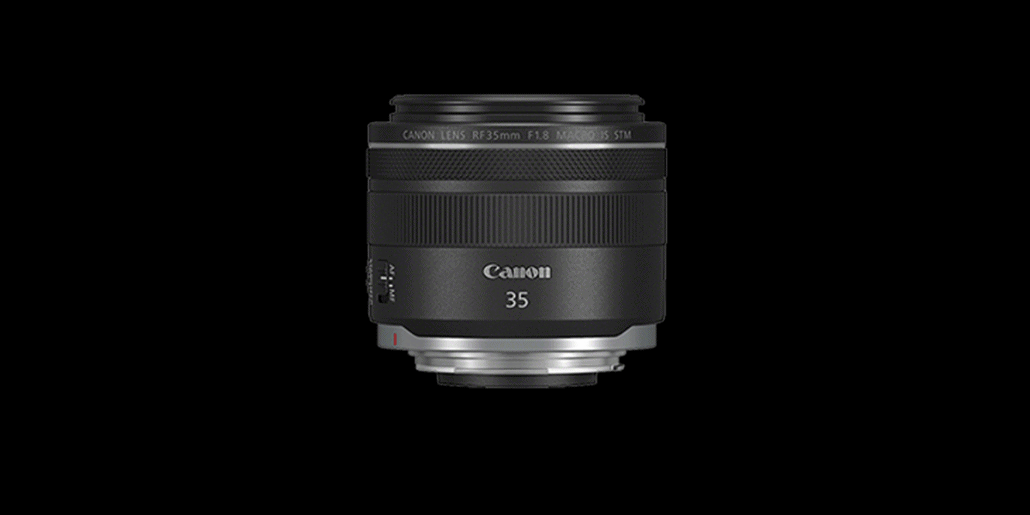 Canon RF 35mm F 1.8 Macro IS STM