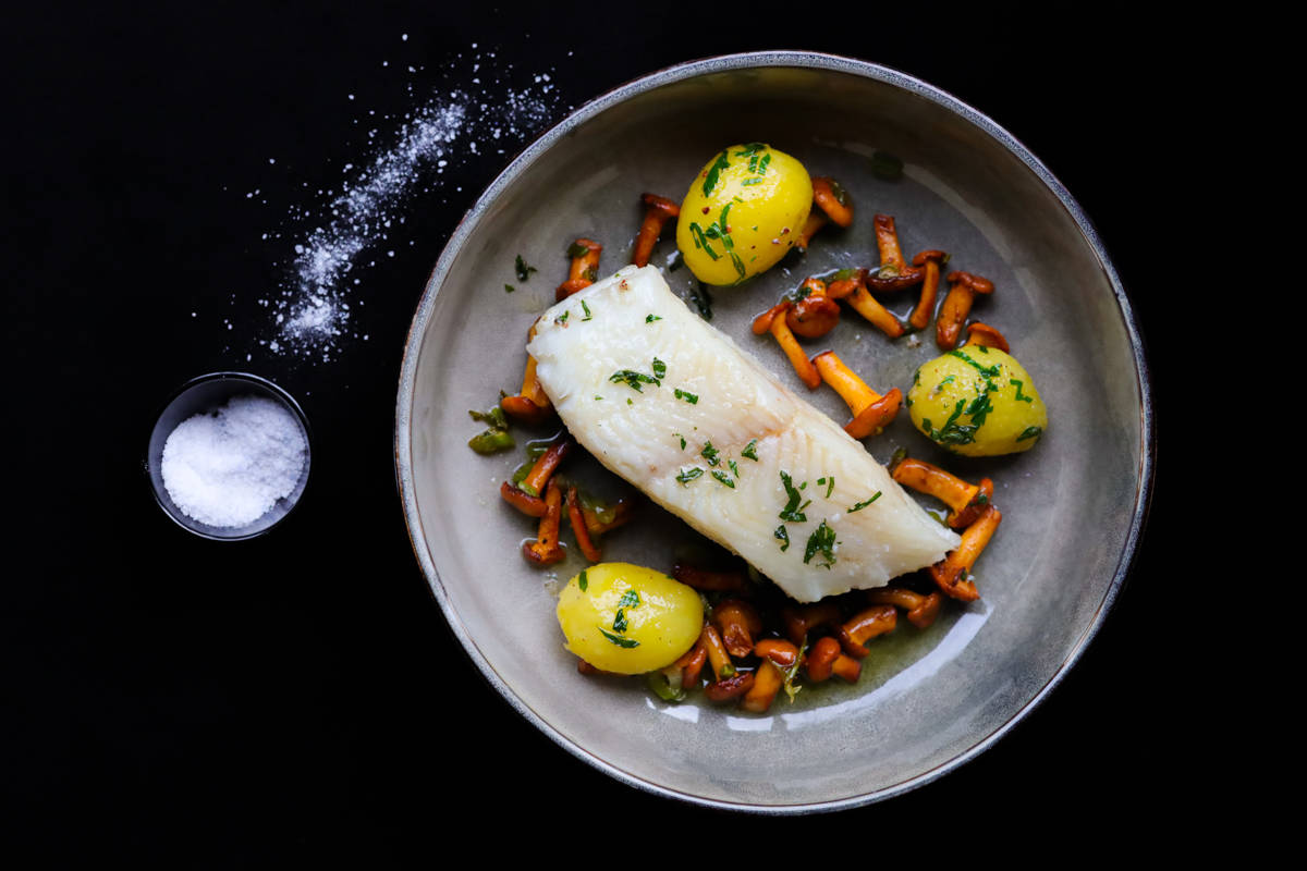 Halibut Recipe for fast Cooking