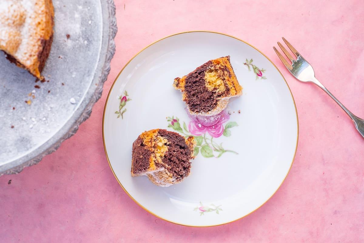 Marmorkuchen Rezept Bild
