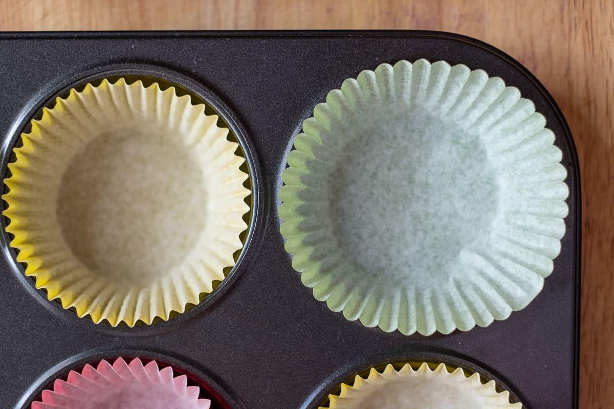 Muffin Papierförmchen