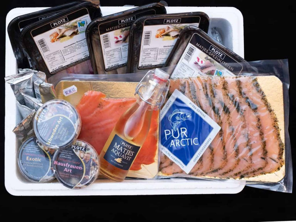 Fisch Kochbox