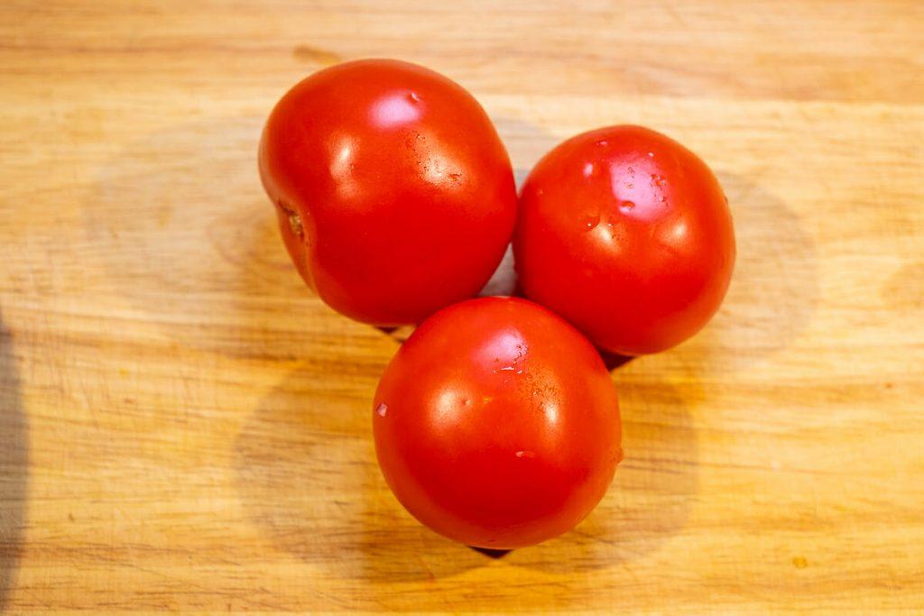 Tomaten frisch