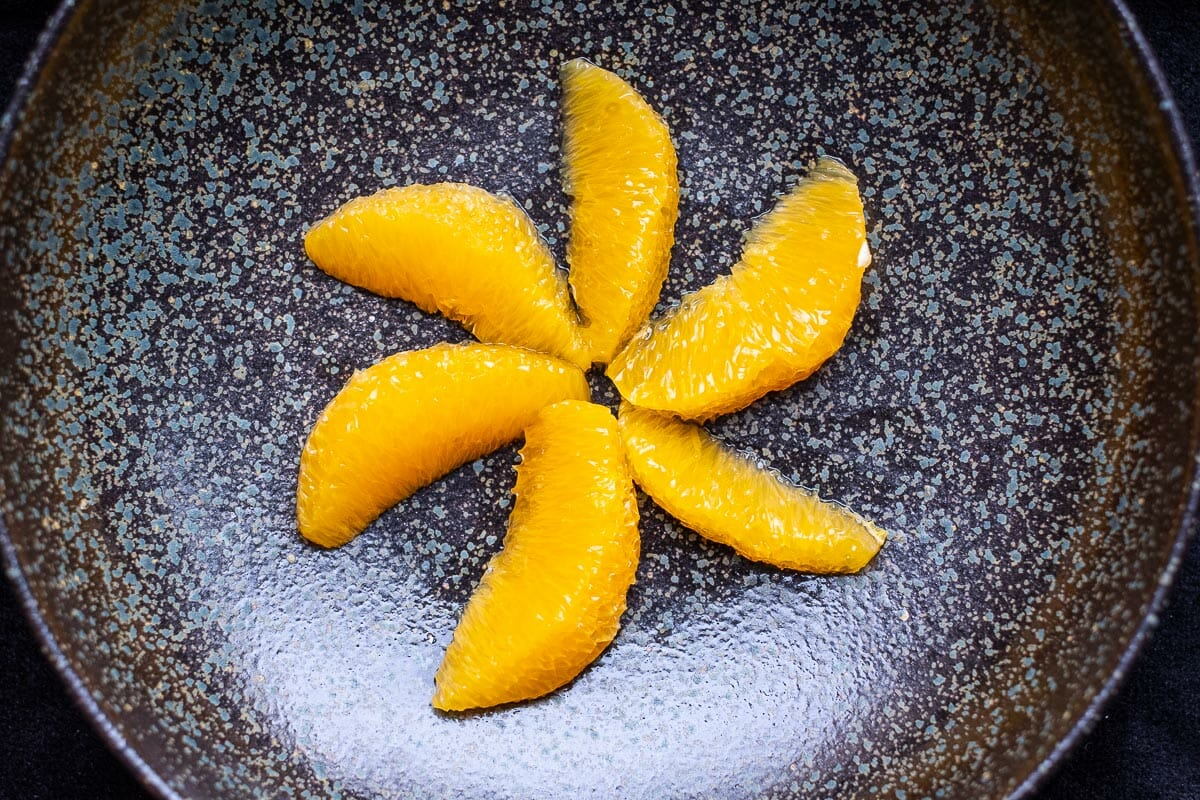 Filleting Oranges, Step by Step Instructions from a Professional Chef with Cooking Videos