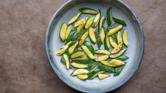 Zucchinigemüse Rezept Bild