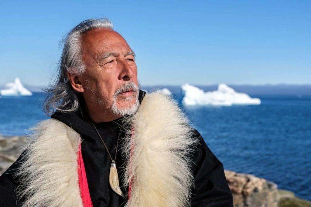 Angaangaq Angakkorsuaq Grönland Schamane
