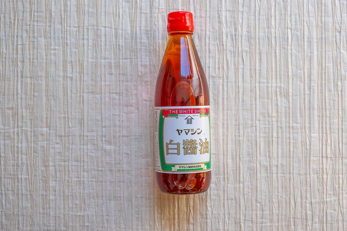 Spezial japanische weiße Sojasauce 360 ml