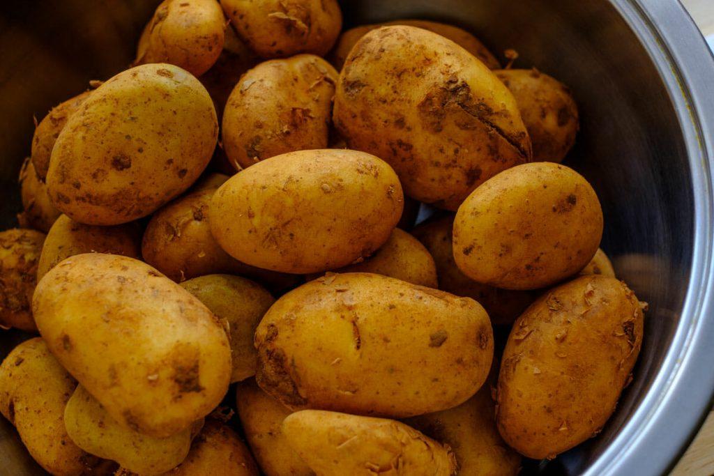 Kartoffel frisch