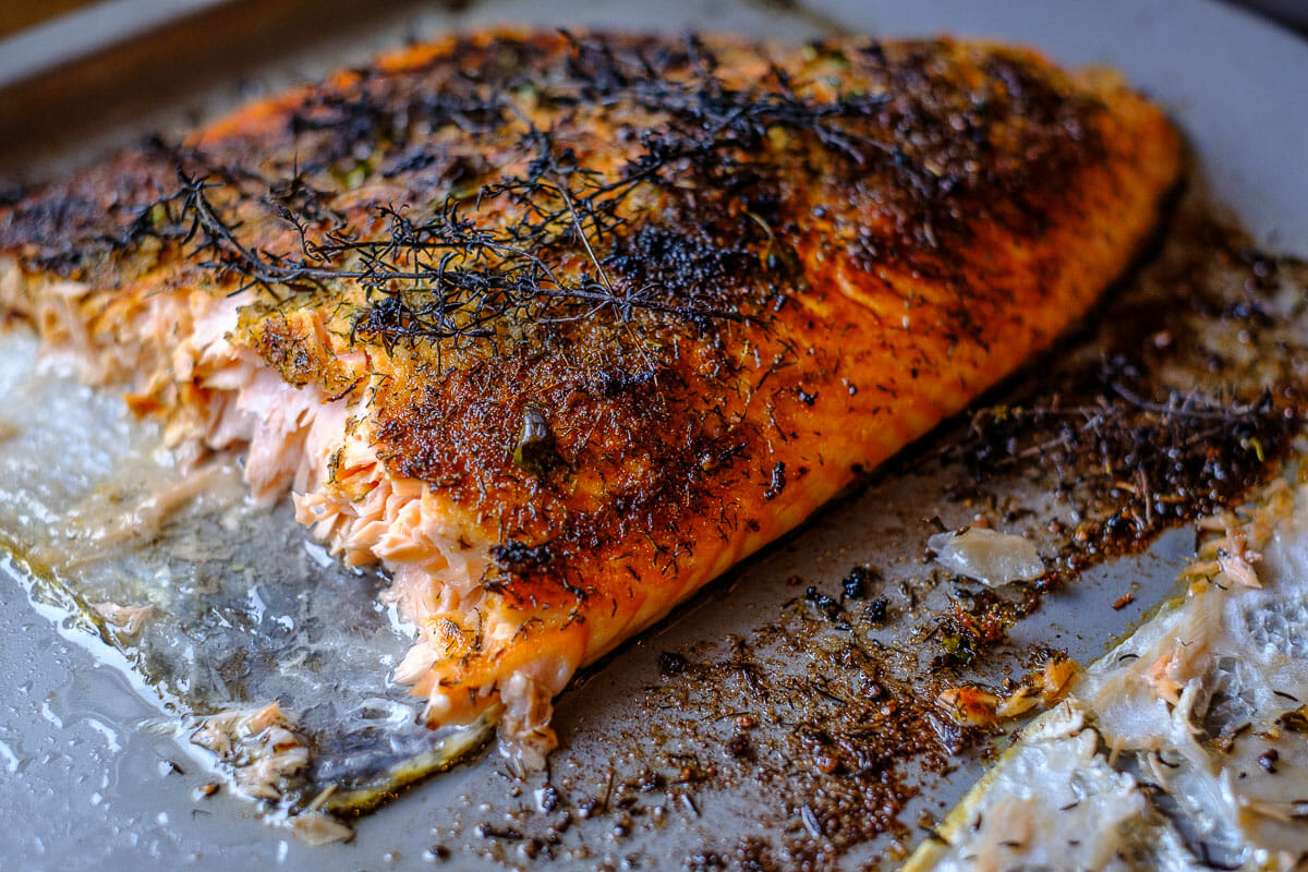 Salmon Grilling – Recipe with Step by Step Instructions