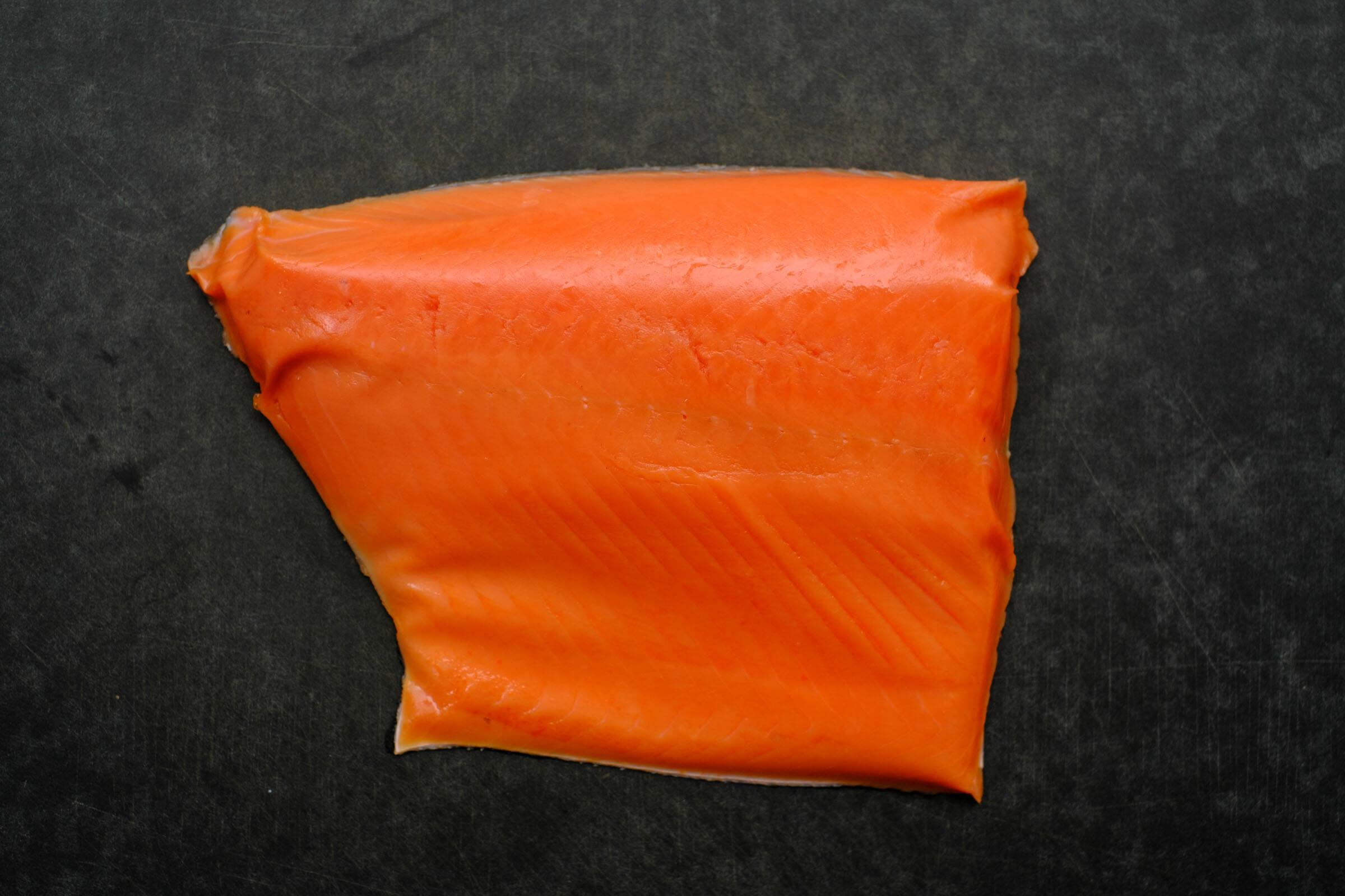 sashimi lachs
