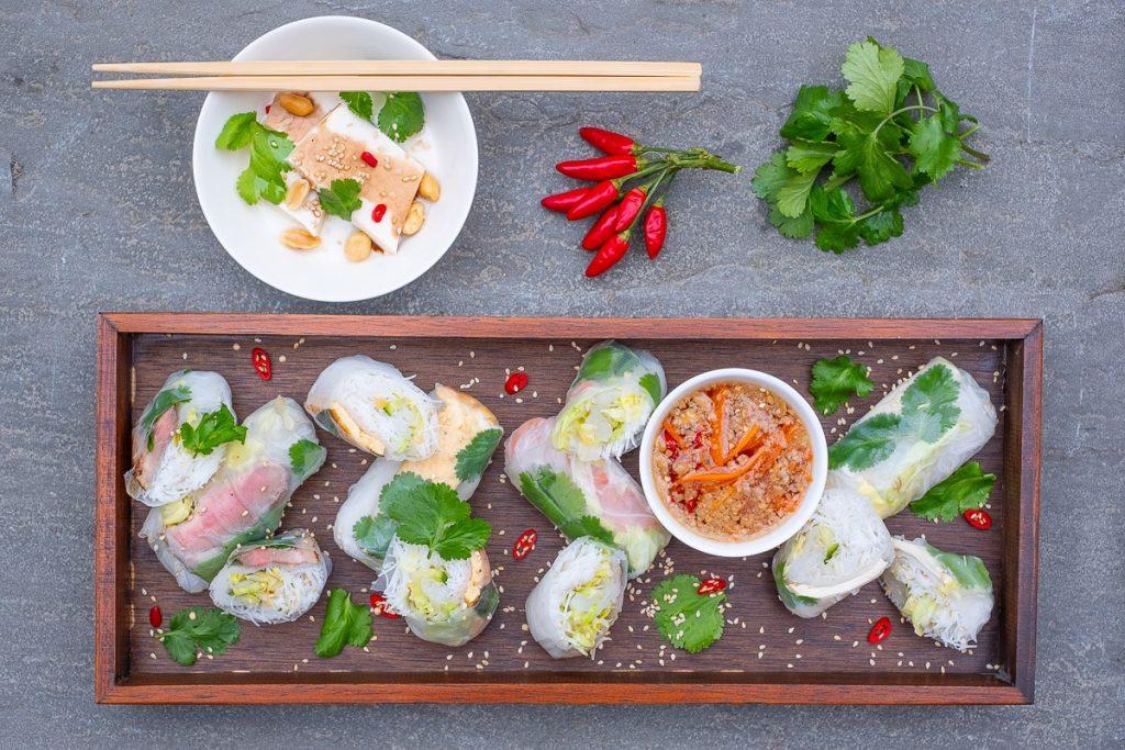 Asiatische Küche und Rezepte Kategorie Bild