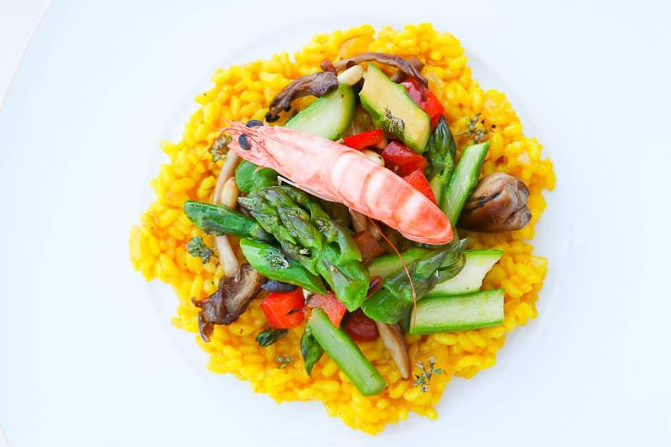 Mediterrane Küche und Rezepte Kategorie Bild